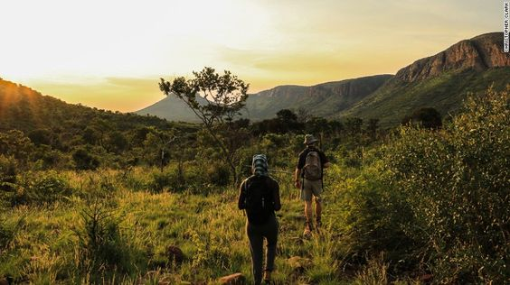 What really makes this lodge remarkable are the trails that give it its name. They offer back-to-basics bush walks with expert guides through the ever-changing habitats and ecosystems of this Big 5 game reserve.