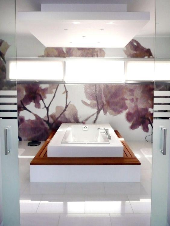 Dreamy Bathroom Lighting : Rooms : Home & Garden Television