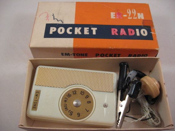 50's technology. Wow to have your TV, record player, and ...