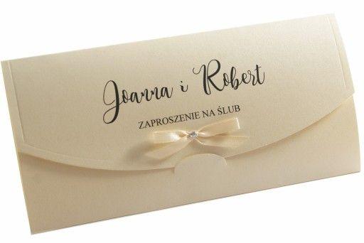 Zaproszenia Slubne Prlowe Probka Wysylka Gratis 7123555881 Oficjalne Archiwum Allegro Place Card Holders Cards Place Cards