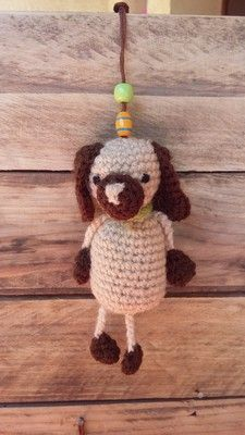 DOG AMIGURUMI Animaux et porte clés keychain - AmiguruMINE ! Mes Amigurumis crochet