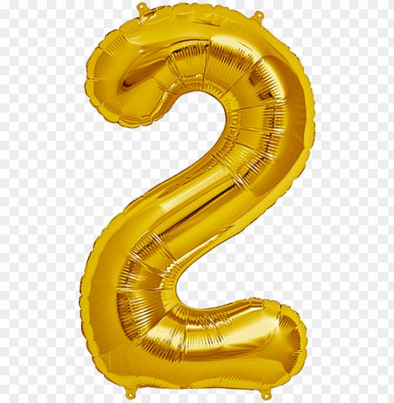 Umber Two 2 Jumbo Gold Foil Balloon Gold 2 Balloon Transparent Png Image With Transparent Background Png Free Png Images Gold Foil Balloons Foil Balloons Balloons