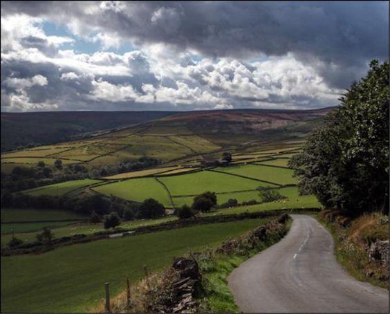 Yorkshire in summer