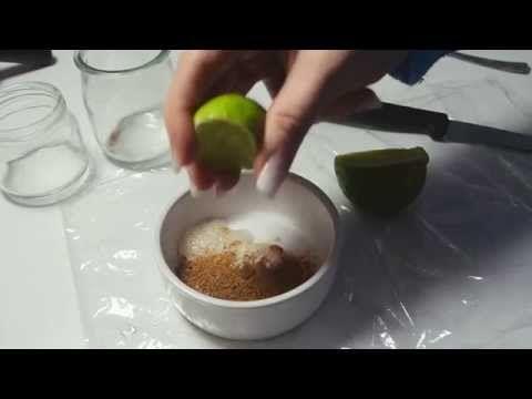 Diy recette de grand m re anti points noirs nettoyage desincrustant citron muscade et - Citron et bicarbonate ...
