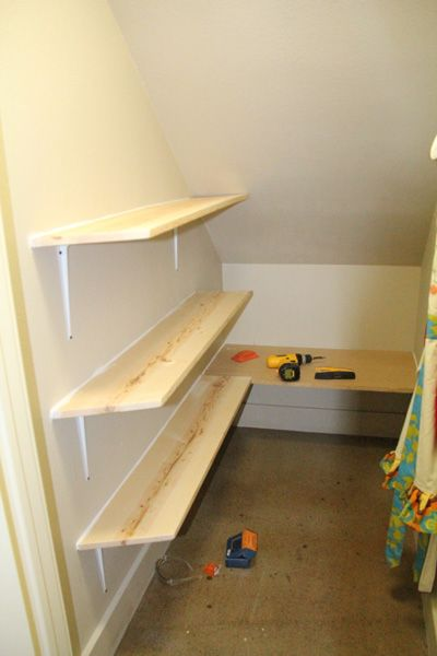 Stairs Closet And Under Stairs On Pinterest