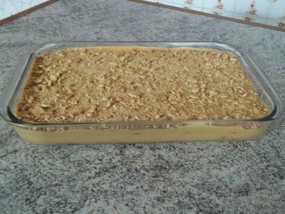 Veja a Deliciosa Receita de Receita de Torta de bolachas (sem uso de fog�o). É uma Delícia! Confira!