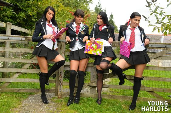 naughty school girls porn