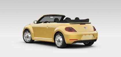 VW - Beetle Convertible