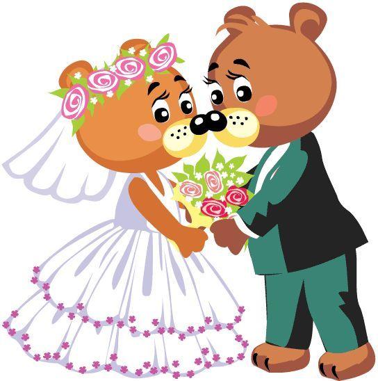 تفسير رؤية الزواج للمتزوجة الصفحة العربية Clip Art Free Clip Art Wedding Clipart
