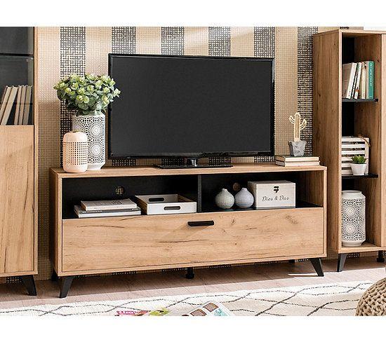 meuble tv industriel umbria decor