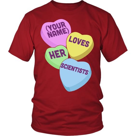 Science - Candy Hearts