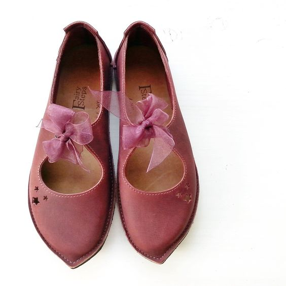 ESTHER Shoes, Made to Order - FAIRYSTEPS handmade shoes