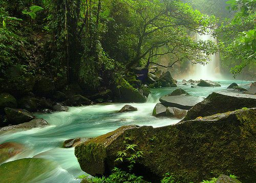 Costa Rica. I wanna go!