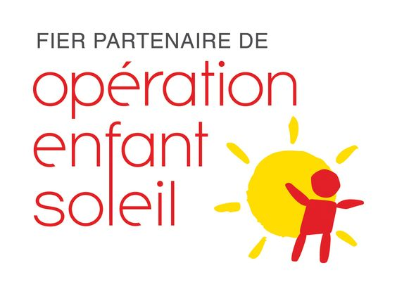 A wonderful cause that we hold dear to our hearts for more than 25 years. More than 19 million dollars raised for the Children's miracle network here in Quebec.