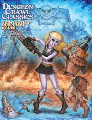 Dungeon Crawl Classics: