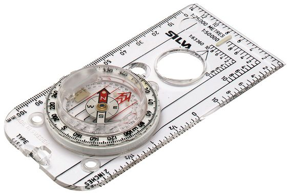 Silva Expedition 54 compass