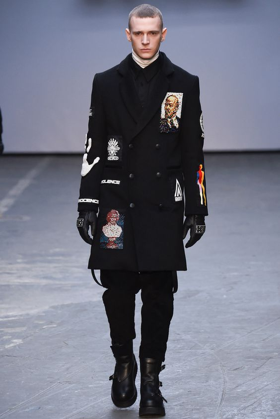 KTZ - Fall 2015 Menswear - Look 2 of 49: