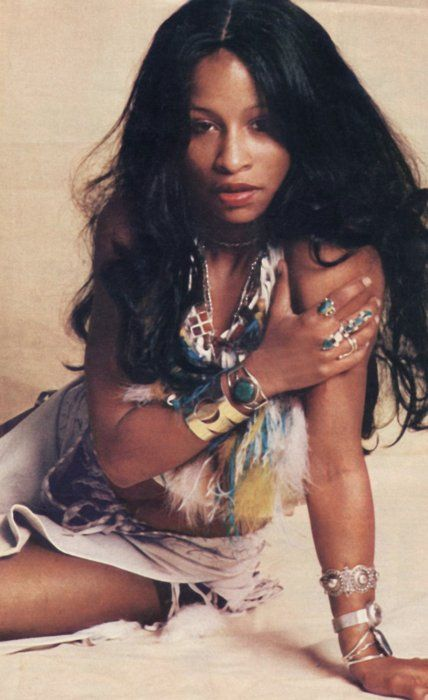 Chaka Khan When She Was Young | Chaka Khan is 59; enough said lol.https://www.facebook.com/pages/Come-True-Through-the-Back-Door/393413987418465