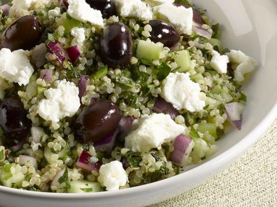 Ever Quinoa Tabbouleh | Salads Galore | Pinterest | Quinoa Tabbouleh ...