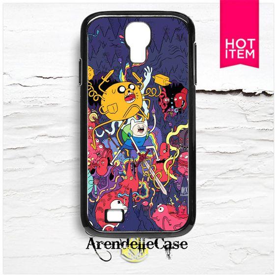Adventure Time Samsung Galaxy S4 Case