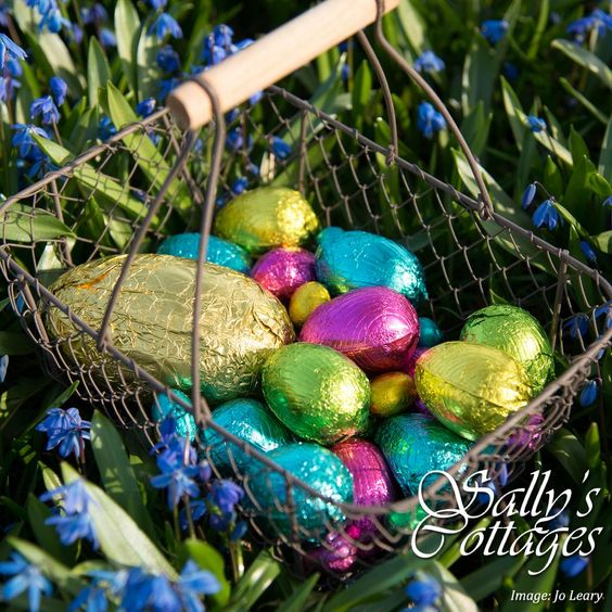 Are you looking for a last-minute Easter Holiday, why not book a Lake District cottage break, we still have some late availability for this Easter weekend www.sallyscottages.co.uk/easter-holiday-cottages
