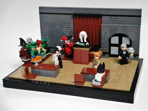 Lego Batman Moc 2 Lego Custom Minifigs Amp Sets