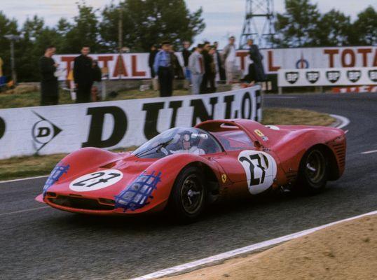 Ferrari 330 P3 1966 Ferrari Racing Le Mans