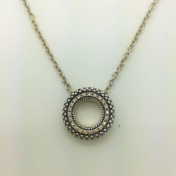 Handmade Silver And Gold Pendant With Diamonds, Love Inspired Retro Soa Rock #Handmade #Pendant