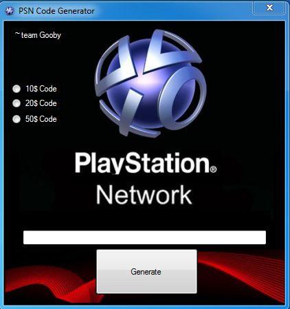 free psn codes online no download