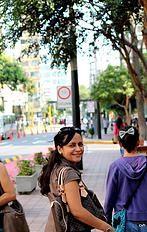 Paseando Av Larco, Miraflores