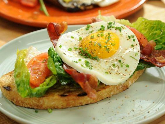 Bacon, Egg, Lettuce and Tomato)   Recipe   Lettuce And Tomato ...