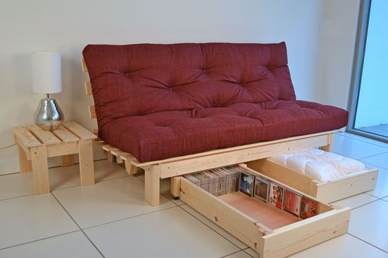 Max Futon Sofa Bed With
