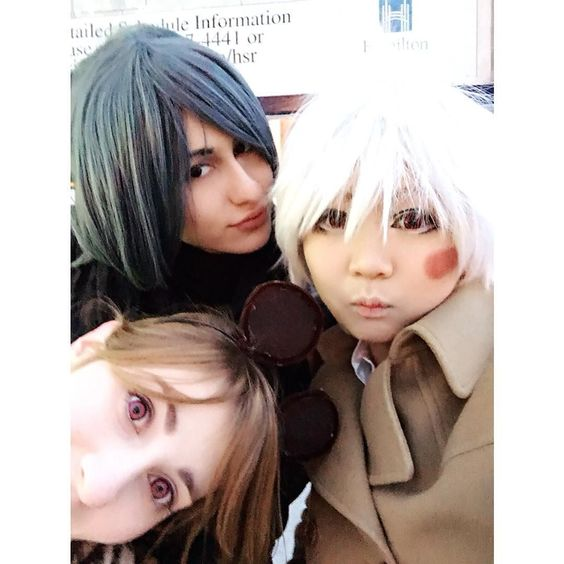 TODAY WAS AMAZING. I was this close to crying when I saw my Nezumi OMG The spam will come later; my phone died and we ACTUALLY HAD A SHOOT (by the lovely human Cravat) so shipping pictures will come soon enough OMG My Nezumi is a shy but flirty one smh #no6manga #no6anime #nezumicosplay #Nezumi #Shion #shioncosplay #cosplay #crossplay #no6 #no6nezushi #nezushi #nezumixshion #shionxnezumi #sioncosplay #kawaii #cute #makeup #cosplaymakeup #asiancosplayer #cosplayer #crossplaymakeup #eyemakeup…