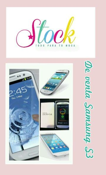 De ventas Samsung S3