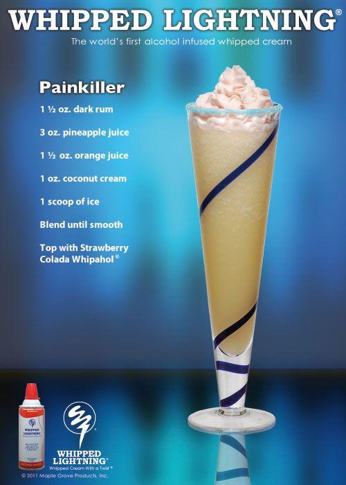 Whipped Lightning Painkiller