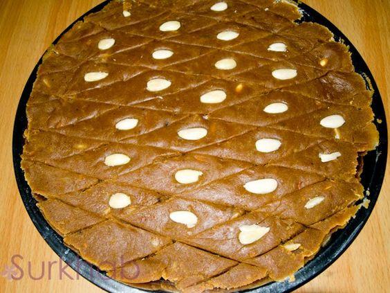 Chane ki Daal ka Halva (Bengal Gram Split Dessert)