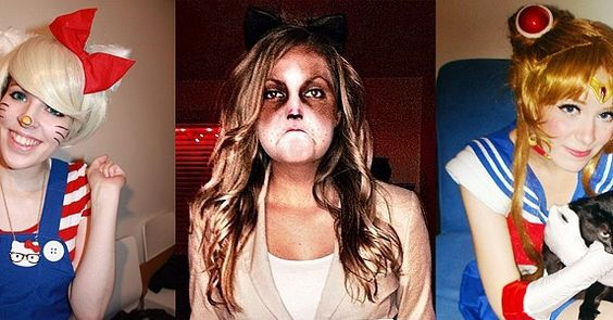Hey now, it's tough being a crazy cat person during Halloween. I mean, do you know how hard it is to think of a new cat costume every year? Well, we plan on making it easier for you this Halloween by providing you with some purr-fect options.