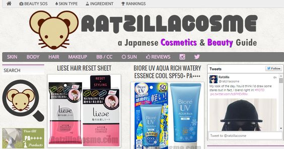 Why RatzillaCosme is a sunscreen-hunter's best friend My search for a mythical sunscreen A friend's attempts to find it + what she got me instead I face down my fear of Rakuten & the sunscreen is mine!