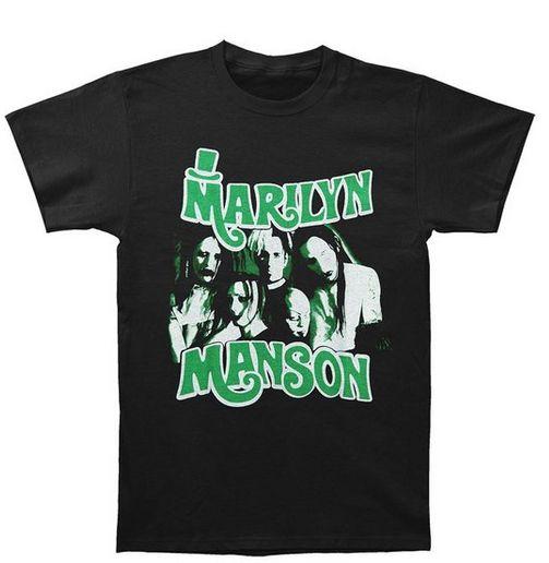 vintage marilyn manson smells like children t shirt. Black Bedroom Furniture Sets. Home Design Ideas