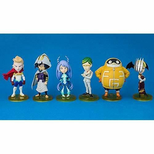 Details About Banpresto My Hero Academia World Collectable Figure