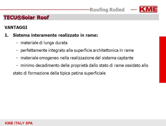 tecu solar roof - Cerca con Google