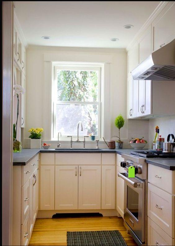 F cil de cocina remodelaci n consejos y asesorar a la for Remodelacion de cocinas pequenas