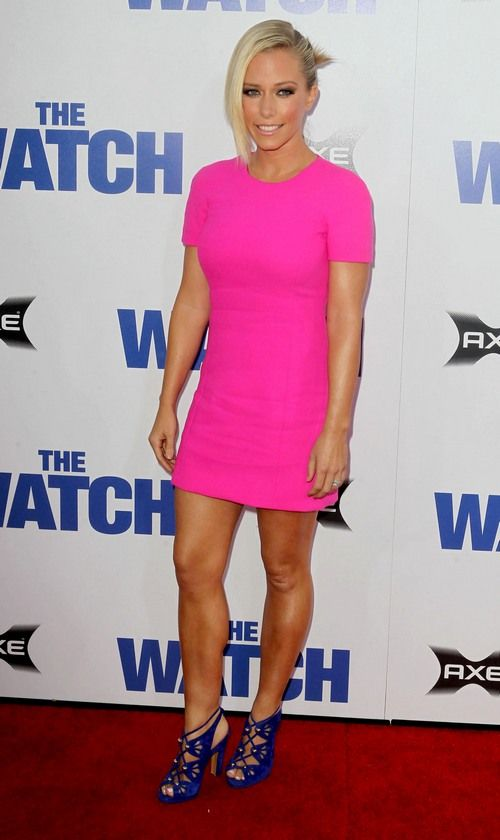 PHOTOS: Reality TV Stars' Week In Photos - July 26th | Pink dress ...