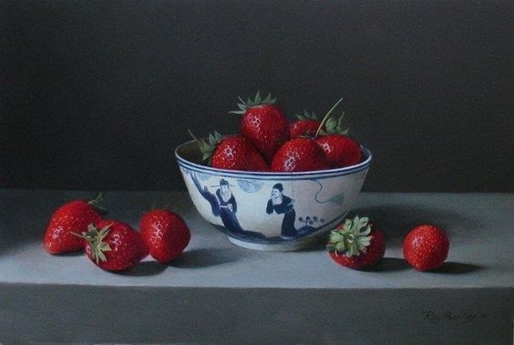 Roy Barley, Strawberries