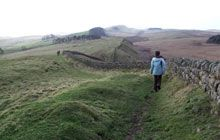 B And B Along Hadrian's Wall ... around Britain on a budget | Hadrian's Wall, England Uk and Walking