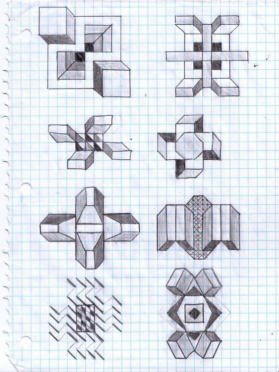 Graph Paper Art  Graph Paper Art Graph Paper And Drawings
