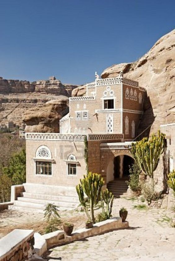 Pin By Laurel Dhyne On Yemen Pinterest House