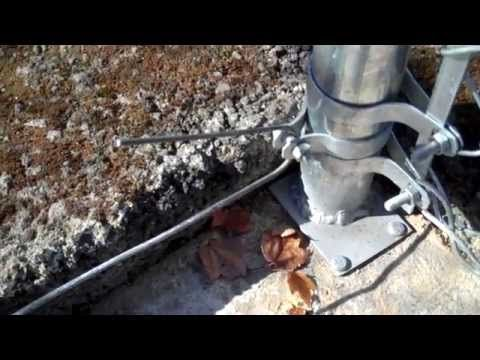 28 How To Install Tension Wire On A Chain Link Fence Youtube Chain Link Fence Installation Fence