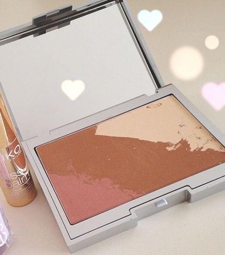 Blush Bronzer and Highlight in 1
