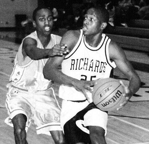 Dwyane Wade - Harold L. Richards High School